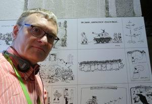 Szczepan Sadurski rysunki