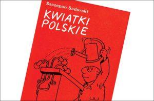 rysunek satyryczny książka