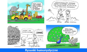 rysunki humorystyczne humor