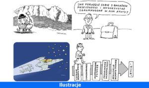 ilustracje rysunki humor