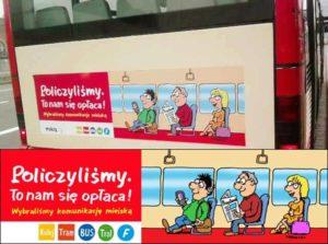promocja rysunki reklamowe marketing humor