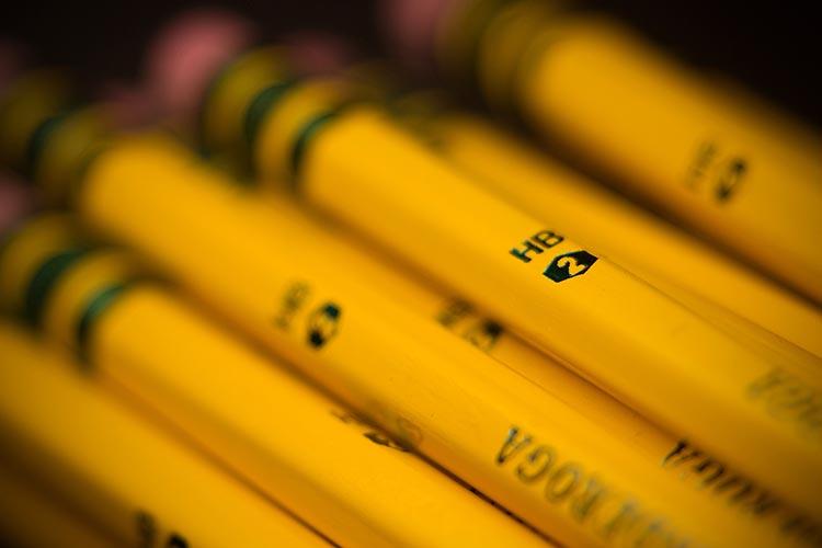 ołówek gumka ciekawostki