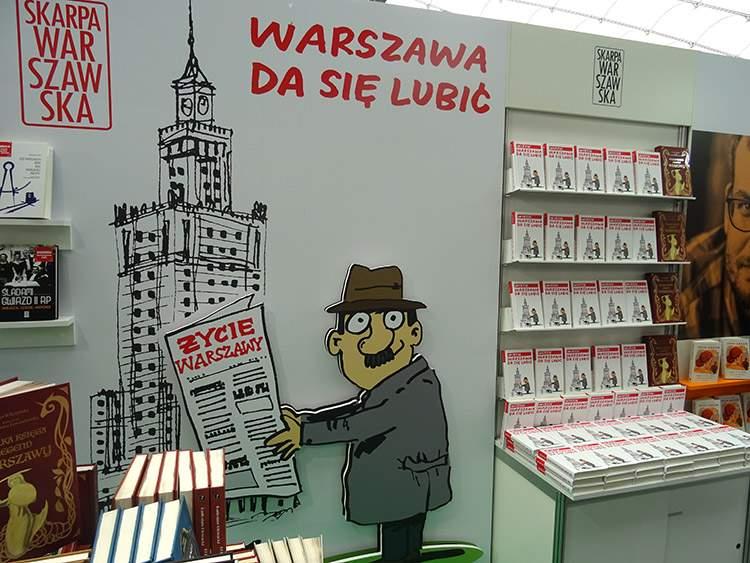 Warszawskie Targi Książki Wiech Sadurski książka Warszawa