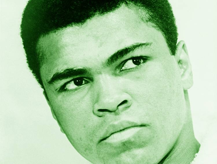 Muhammad Ali ciekawostki bokser